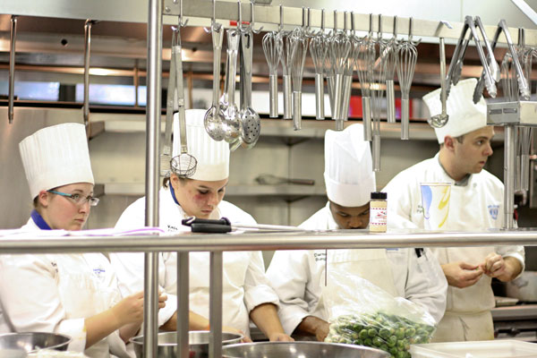 Where Young Chefs Train