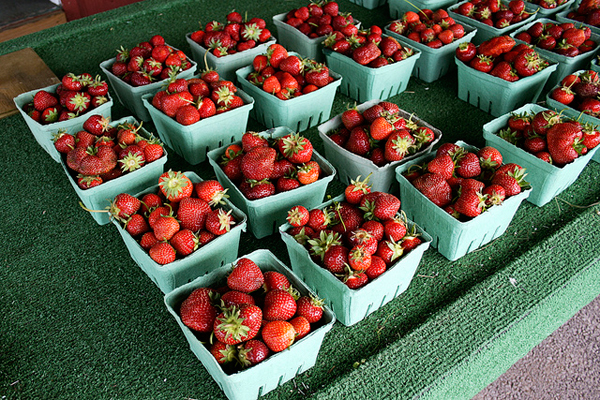 Strawberries Recipe Contest