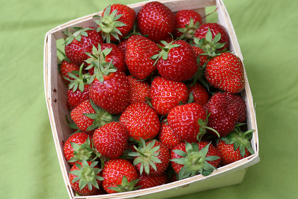 Final Day of the Strawberries Recipe Contest
