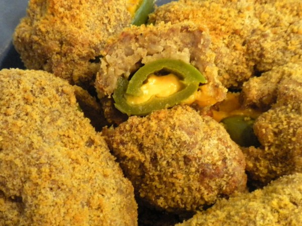 Recipe: Armadillo Eggs put a deliciously spicy twist on Scottish eggs