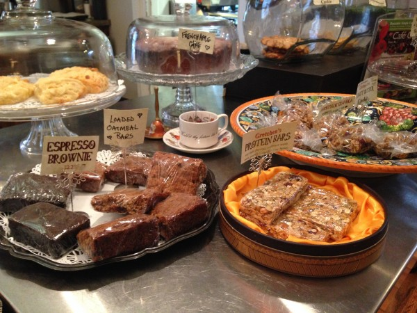 Cafe Lemont offers local food and great java