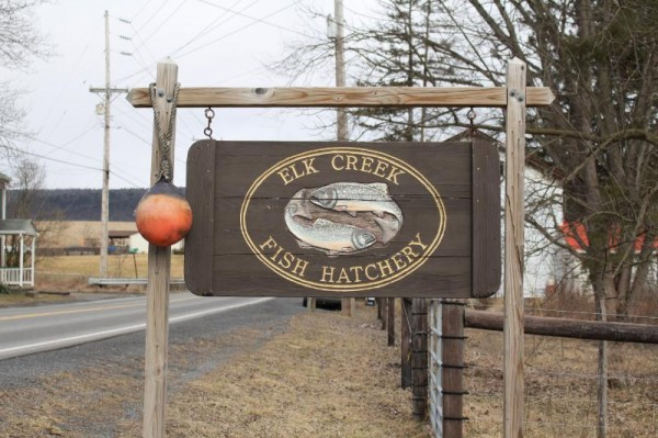 Elk Creek Fish Hatchery: 30 years and still hatching
