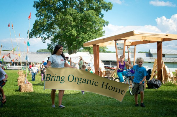 FarmFest celebrates 20 years of organic agriculture in Pennsylvania this weekend