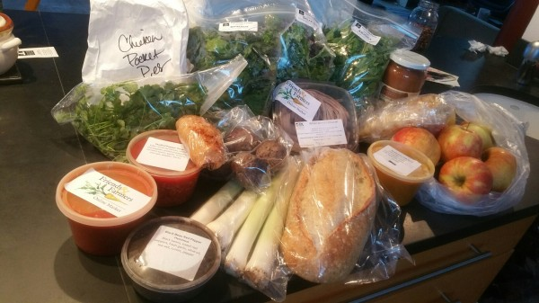 Friends & Farmers Cooperative now offering local food delivery via online market