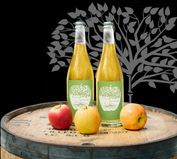 Good Intent makes great cider