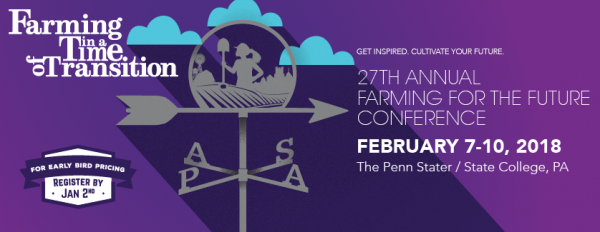 All you need to know about PASA's Farming for the Future conference