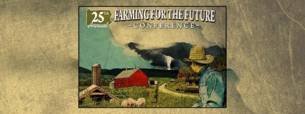 PASA 25th annual Farming for the Future kicks off today, continues through Saturday