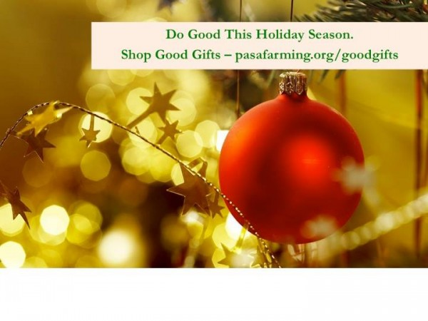 PASA gift guide offers great local food gifts for the holidays