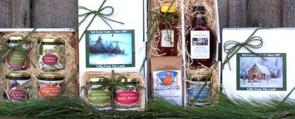Five fantastic last-minute local food gift ideas
