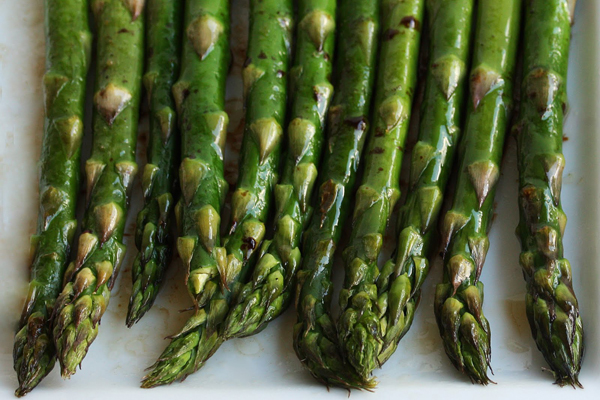Winner of the Asparagus Recipe Contest