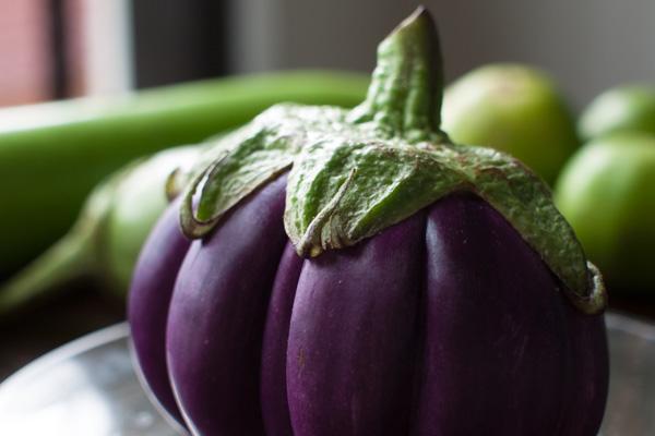 Eggplant Recipe Contest