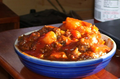 Recipe: Beef stew, a great answer for our rainy days
