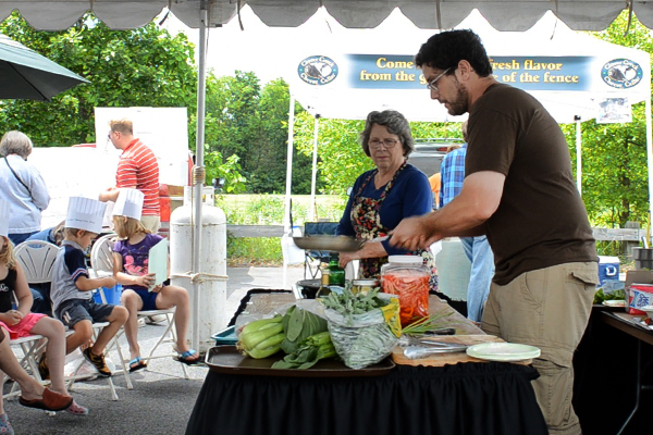 Local Food Video: Kid's Day at Boalsburg Farmer's Market