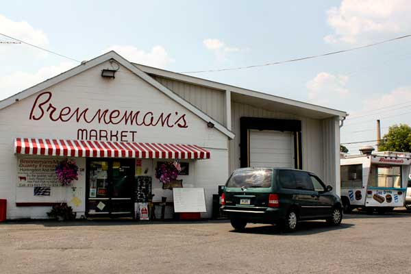 Brenneman's Meat Market in Huntingdon