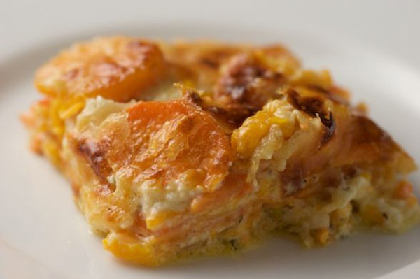 Year Round Good Eating and Gratin Recipe