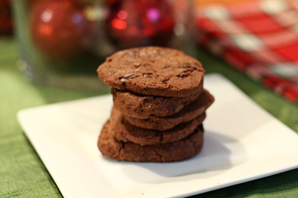 December Cookies: World Peace Cookies from Dorie Greenspan
