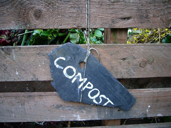 Five Reasons to Compost