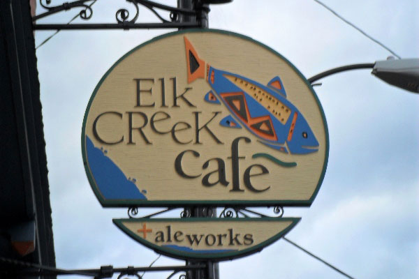 Elk Creek Café + Aleworks in Millheim