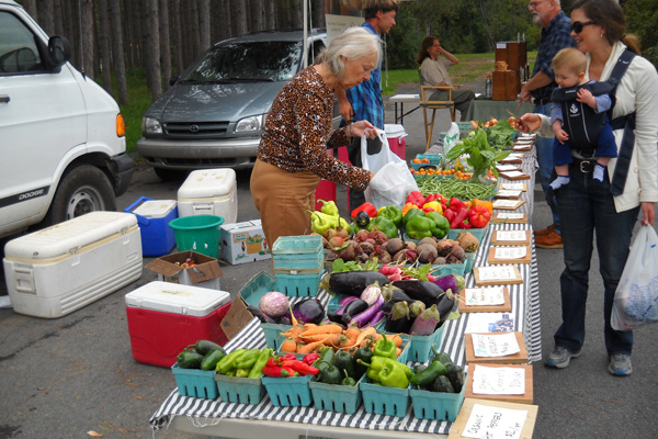 Farmers market season not over quite yet