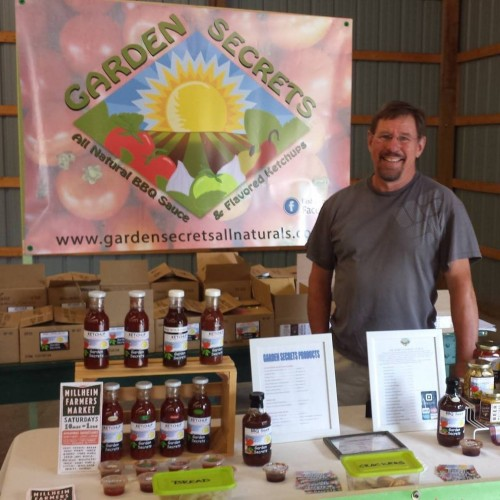 Forget what you think about ketchup and try Garden Secrets' locally-made version