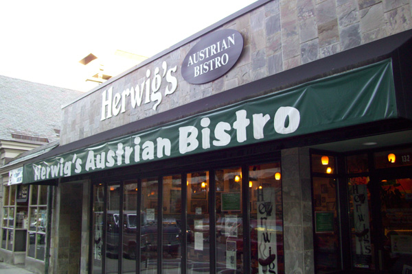Herwig's Austrian Bistro in State College