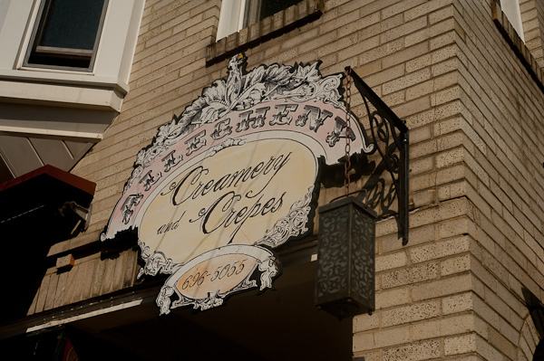 The Great Coffee Adventure: Allegheny Creamery & Crepes in Hollidaysburg