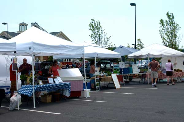 Opening of outdoor farmers market season nears