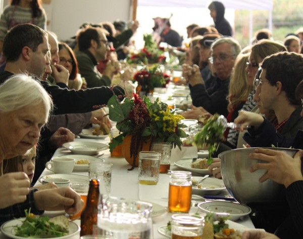 Newly incorporated Friends & Farmers to hold local food potluck April 16