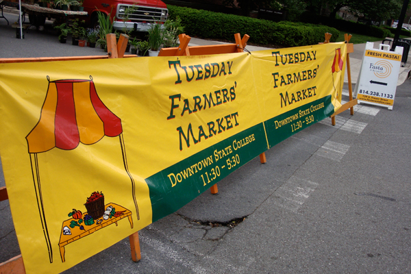 Farmers Market Preview: Tuesday State College and Boalsburg Farmers Market