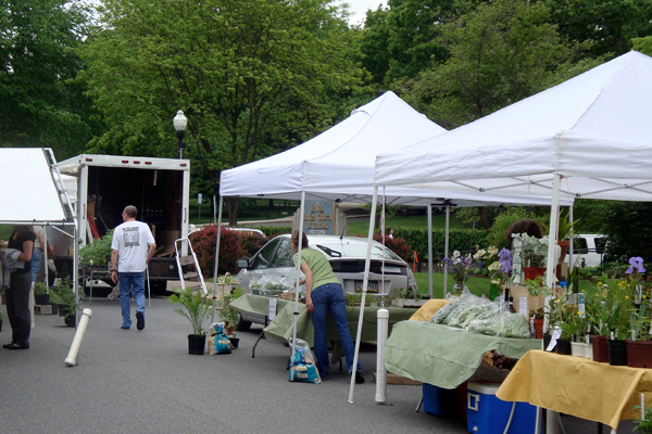 Tuesday Farmers Market in State College