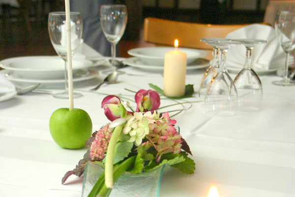 Time to make your reservations for a local food Valentine's Day dinner