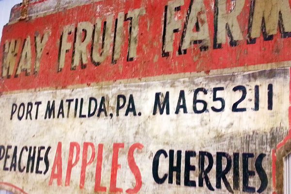 Apple Festival at Way Fruit Farm