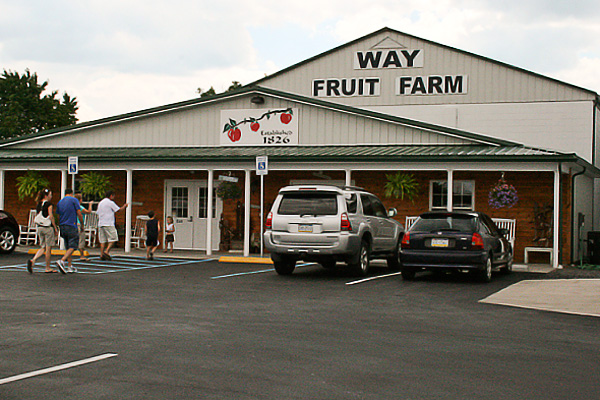 Interview with Jason Coopey of Way Fruit Farm