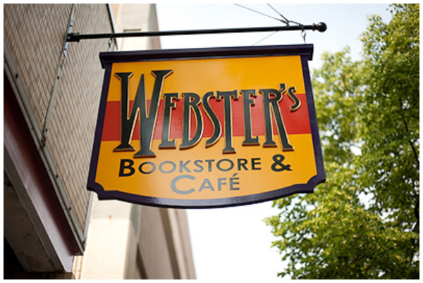 The Great Coffee Adventure: Webster's Bookstore & Cafe in State College