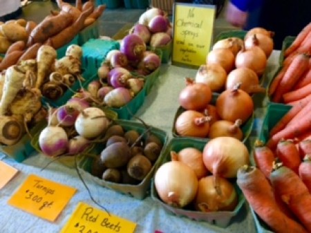 State College winter farmers market an oasis from winter chill and gloom